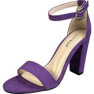 Bright Purple Heels